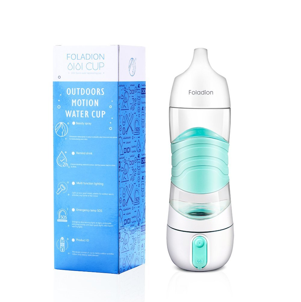 Foladion Smart Sports Smart Water Bottle